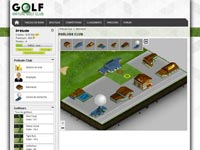 Virtual Golf Club