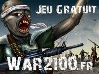 Copie d'écran du jeu War2100