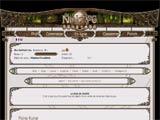 Copie d'écran du jeu Ninjarpg