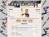 Copie d'écran du jeu Preskumain