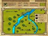 Copie d'écran du jeu Les Terres de Saïhan