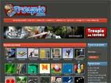 Copie d'écran du jeu Troupio