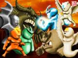 Copie d'écran du jeu Woshu Moshu
