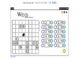 Copie d'écran du jeu Wyx