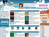 Copie d'écran du jeu Zebest 3000